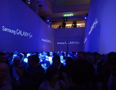 Samsung otwiera pierwszy sklep firmowy w Polsce i prezentuje smartfon...