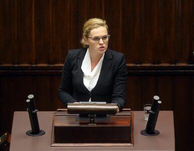"""Nowacka mówiła o """"lepsizmie"""" Kaczyńskiego. """"Śmie mnie wyzywać"""""""