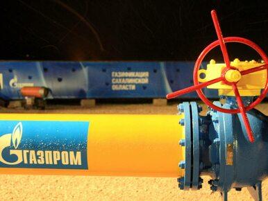Na razie bez kar dla Gazpromu. KE nakłada zobowiązania