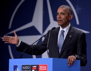 Szczerski: Obama pochwalił Polskę. Cieszył się, że jest po raz kolejny w...