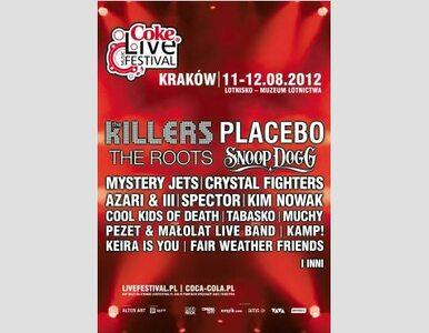Coke Live Music Festival: Snoop Lion wystąpi po raz ostani jako Snoop Dogg