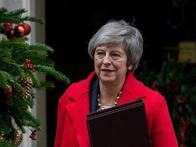 """""""The Guardian"""": Theresa May przełoży głosowanie ws. brexitu"""