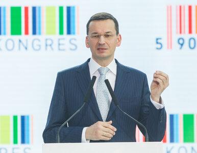 Morawiecki: Wzrost PKB będzie oscylował wokół 3 proc. w tym roku