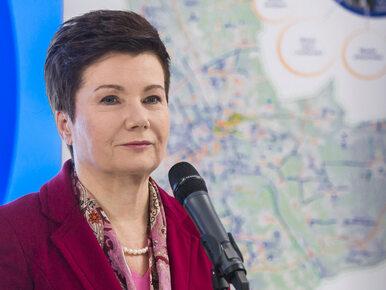 PO jest niezadowolona, że Hanna Gronkiewicz-Waltz wypowiada się w mediach?
