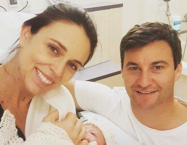 Premier urodziła dziecko. To drugi taki przypadek w historii