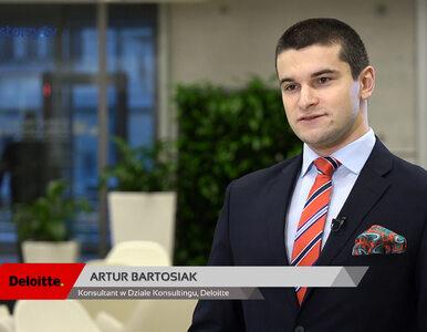 Deloitte, Artur Bartosiak - Konsultant w Dziale Konsultingu, #17 POZA...