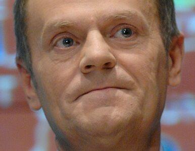Tusk: Nie możemy szukać guza