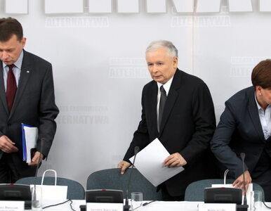 """Kaczyński słucha ekonomistów """"z pokorą"""". Prezes PiS dziękuje Belce i..."""