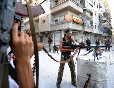 Libijscy rebelianci pokonali Kadafiego. Teraz walczą z Asadem