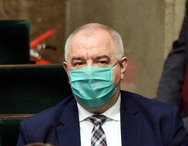 """Jacek Sasin miał kontakt z osobą zakażoną koronawirusem. """"Odpoczynku nie..."""