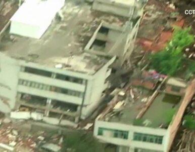 Ogromne zniszczenia po trzęsieniu ziemi. Ponad 400 ofiar śmiertelnych