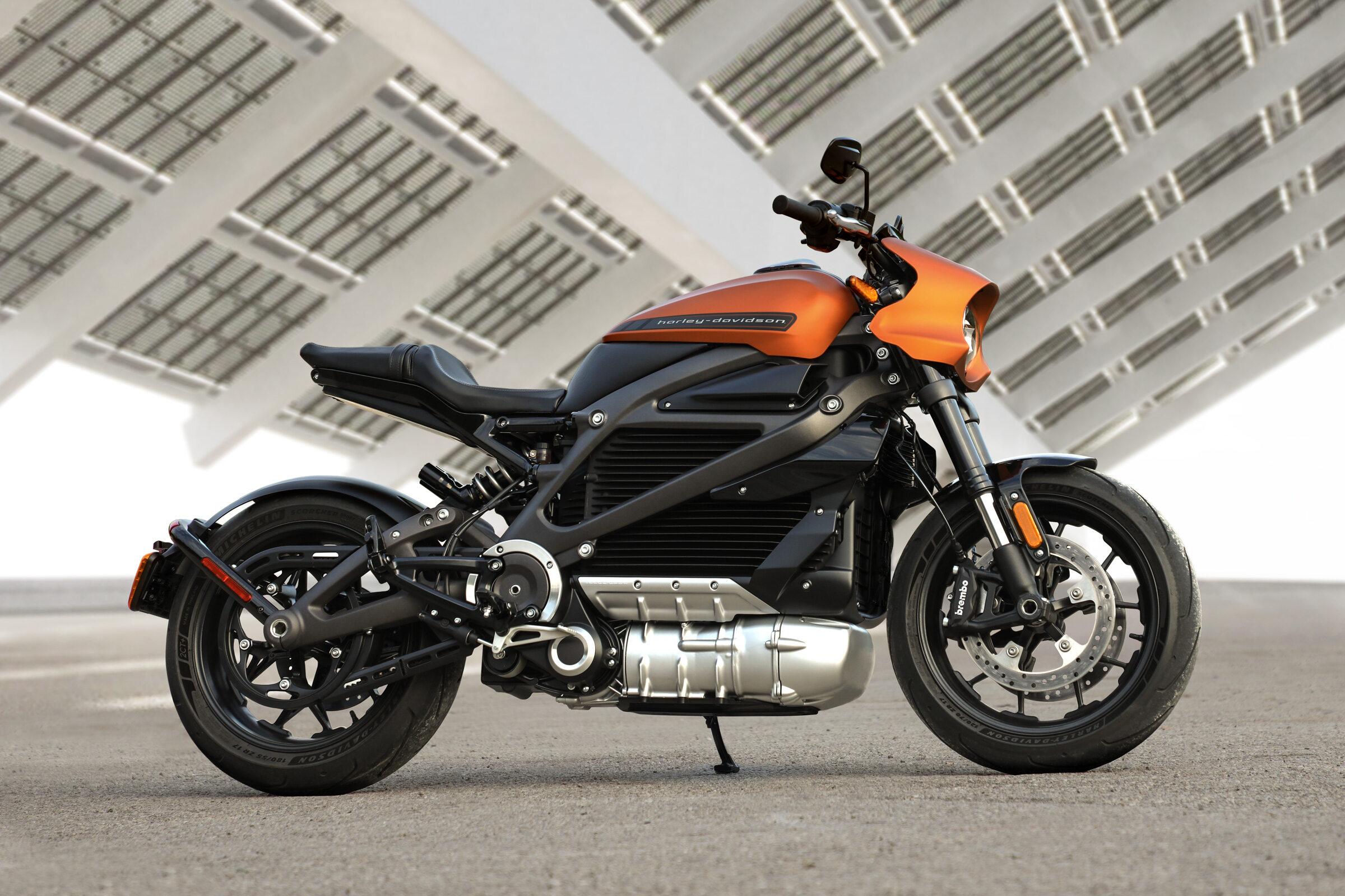 Harley-Davidson LiveWire Nowy motocykl elektryczny Harley-Davidson LiveWire
