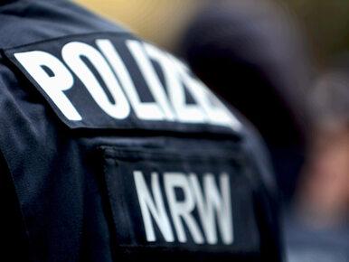 Niemiecka policja zatrzymała trzech Albańczyków. Są podejrzani o...