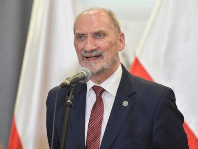 Macierewicz zapowiada raport techniczny ws. katastrofy smoleńskiej....