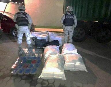Przewoził w bagażniku pół tony narkotyków. Mógłby nimi zabić miliony ludzi