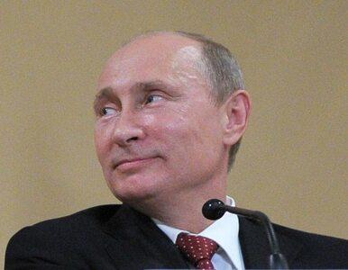 Putin: nie można tak od razu z karabinu maszynowego...