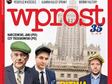 Kulisy reprywatyzacji Ciechu, bitwa o Warszawę i pedofilia w polskim...