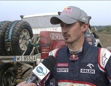 Małysz przygotowuje się do Dakaru. 15. miejsce to dla niego za mało