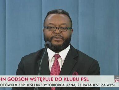 John Godson: W PSL nie stosuje się dyscypliny w sprawach sumienia