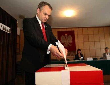 Sondażowe wyniki wyborów