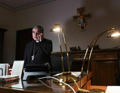 """W Watykanie wybuchła """"bomba"""". Sensacyjna rezygnacja ze skandalem..."""