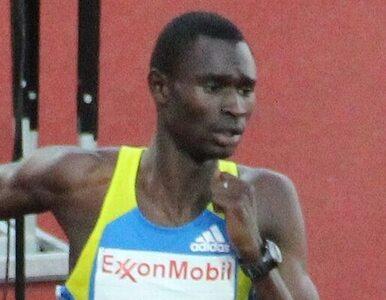 Kenijczyk pobił rekord świata w biegu na 800 m