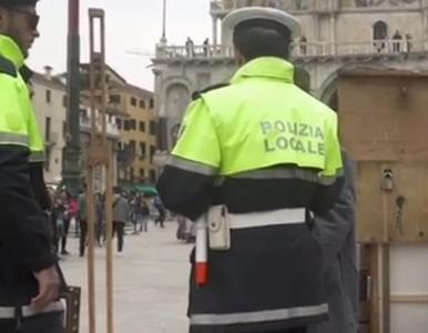 Banksy pojawił się w Wenecji. Przegoniła go straż miejska