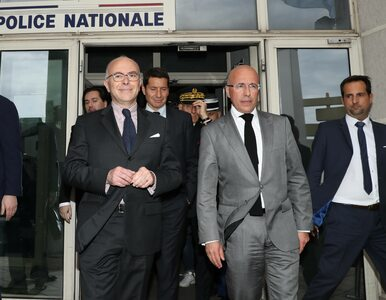MSW Francji: Zatrzymano trzy osoby planujące zamach