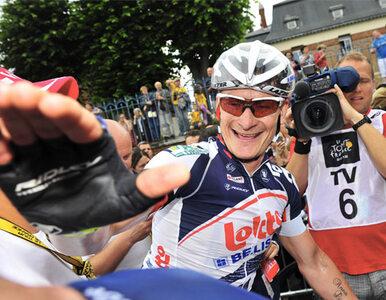 Kraksa w Tour de France. Greipel znów najszybszy