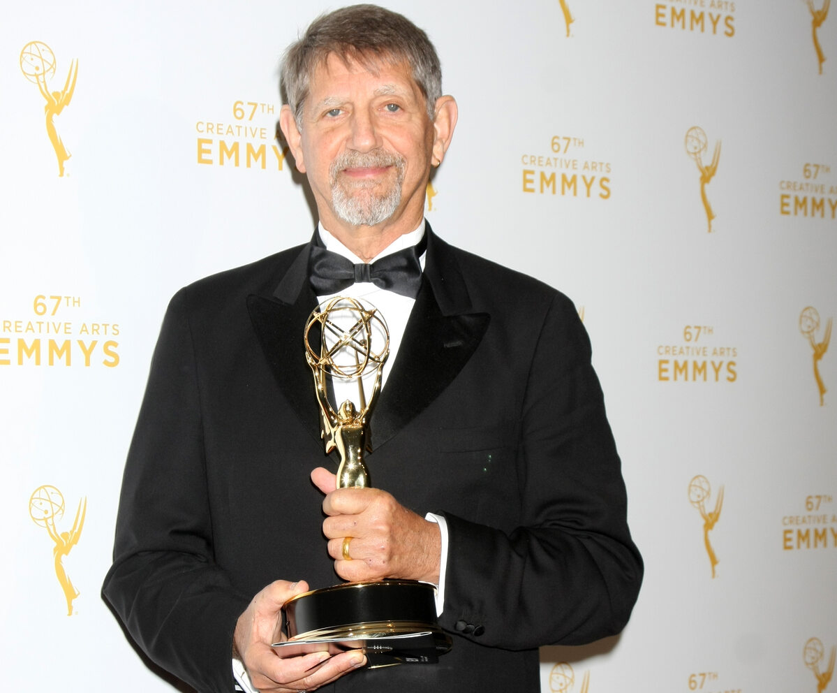 Peter Coyote w 2015 roku