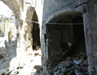 Syryjska TV: znaleziono broń chemiczną rebeliantów