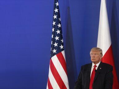 Znamy fragmenty przemówienia Trumpa. Na placu Krasińskich padną mocne słowa