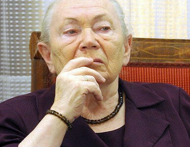 Zamach na Annę Walentynowicz: sprawa wróci do IPN