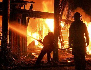 7 godzin walki z pożarem. Zapłon 300-metrowego dachu