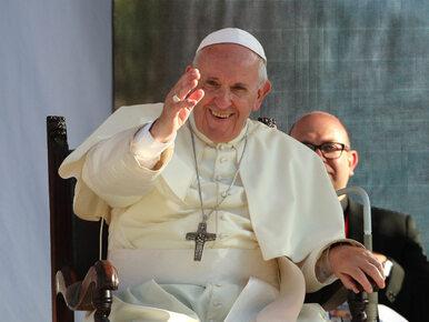 Historyczna decyzja Watykanu. Ogłoszono ją podczas pielgrzymki papieża...