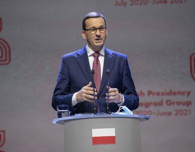 """Morawiecki oskarża Niemców. """"Wymiar sprawiedliwości chronił zbrodniarzy,..."""