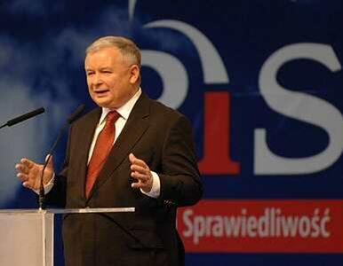 J. Kaczyński: z więzień są zwalniani arcyzbrodniarze