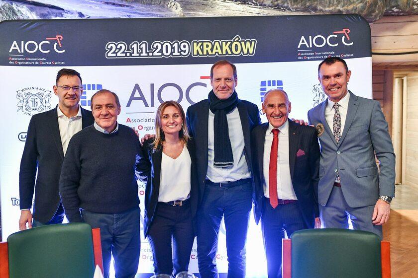 Historyczny Kongres AIOCC