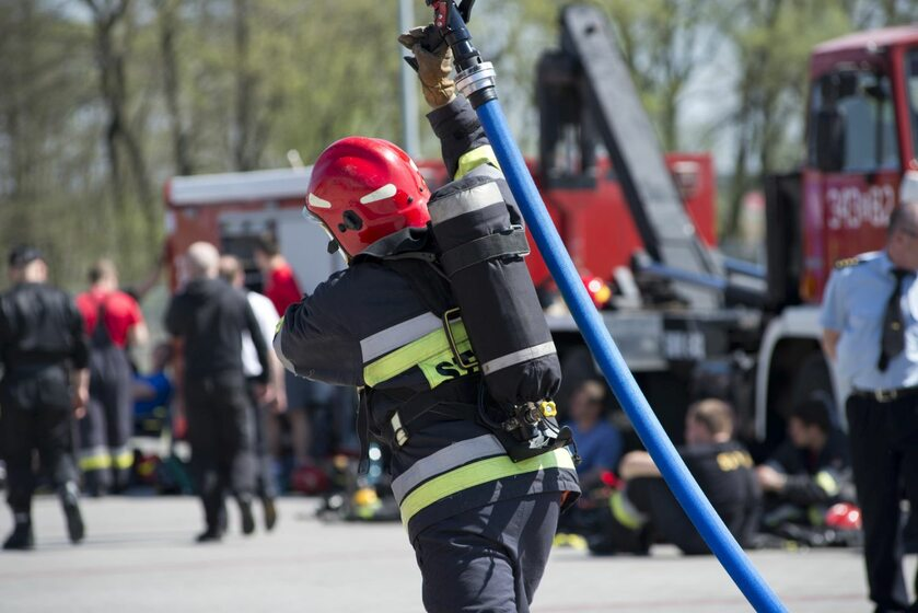 Strażak, straż pożarna