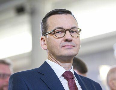 """Premier Morawiecki:  Nie istniał żaden """"polski reżim"""""""