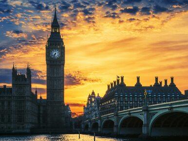 Londyn nie będzie już taki sam. Big Ben zamilkł na cztery lata
