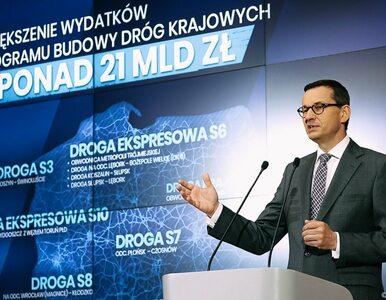 """Morawiecki o """"Planie Dudy"""": Tysiące inwestycji i wzrost wydatków na..."""