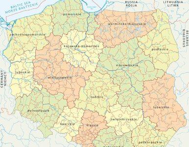"""Powiaty """"czerwone"""" i """"żółte"""". Lista miejsc, gdzie wracają obostrzenia w..."""