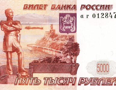 Sklepy w Doniecku podają dwie ceny: w rublach i w hrywnach