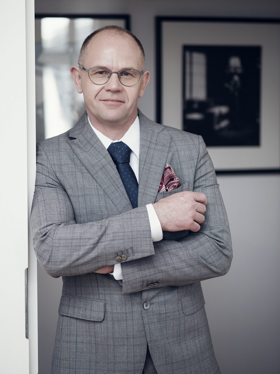 Mirosław Nowak, prezes Grupy Essilor - Polska, Litwa, Łotwa, Estonia