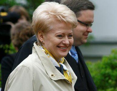 Prezydent Litwy jedzie do Tymoszenko