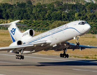 Incydent z rosyjskim Tu-154 nad Bałtykiem. Złożono oficjalny protest