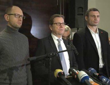 Westerwelle: Drzwi do Europy zawsze będą dla Ukrainy otwarte