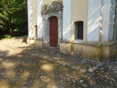 Zdewastowali kapliczki w Wejherowie. Mają 9 i 11 lat