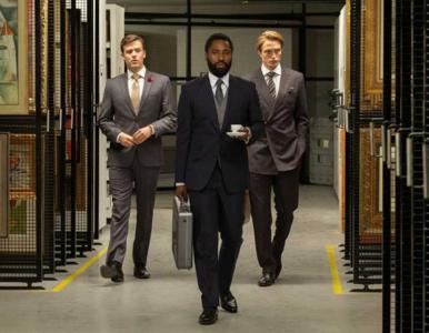 """""""Tenet"""" – są nowe zdjęcia z nadchodzącego filmu Christophera Nolana...."""